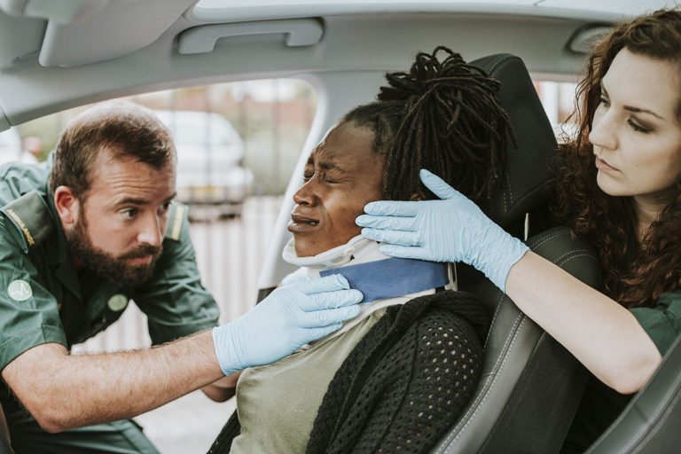 Car accident chiropractic treatment