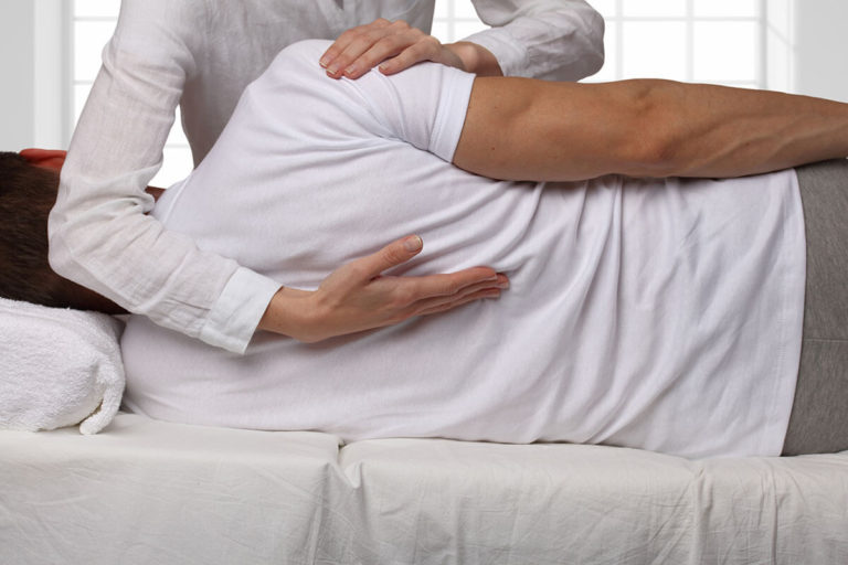 General chiropractic care by chiropractor